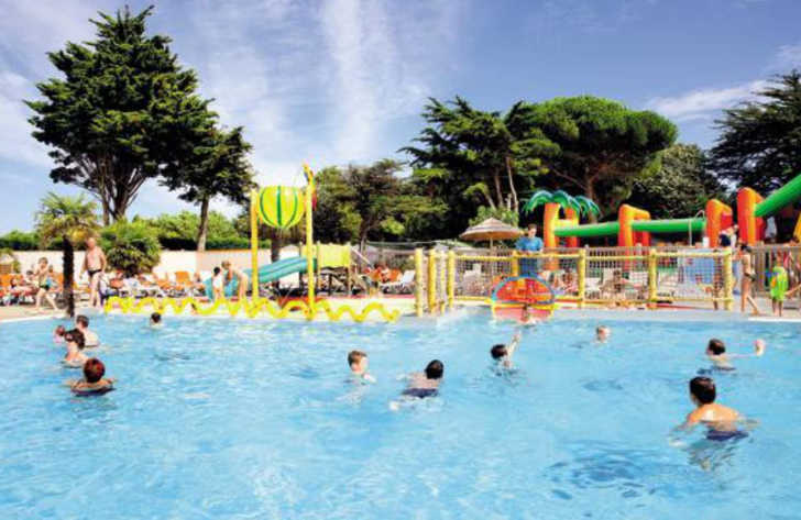 Camping les Peupliers Pool