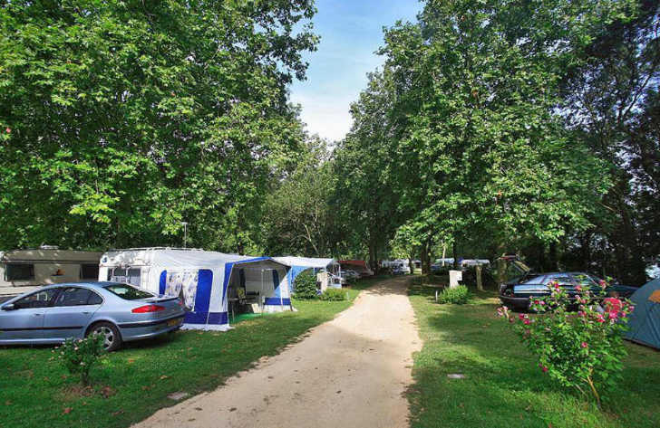 Camping L'Isle Verte Pitch Only Camping