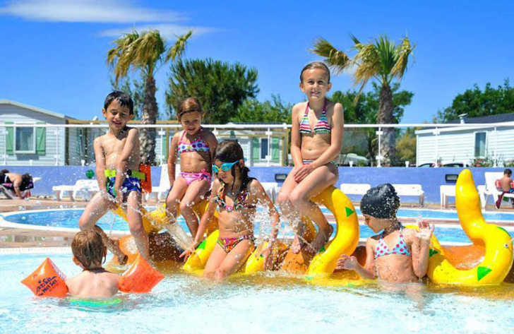Camping Marisol Childrens Pool