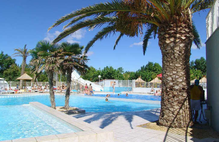 Camping Marisol Swimming Pool Complex