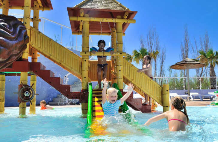 Camping Marisol Pool Playground