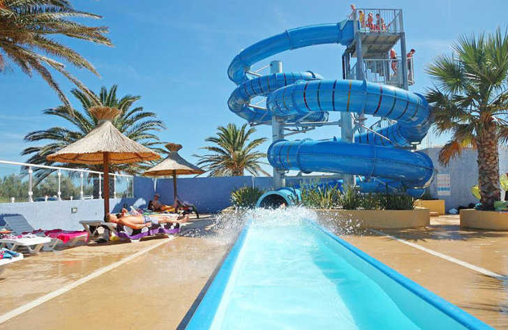 Camping Marisol Waterslides