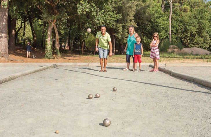 Camping Palmyre Loisirs Boules