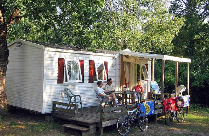 Camping Sen Yan Accommodation
