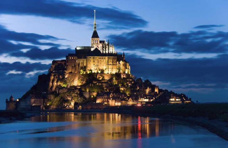 Camping St Michel Le Mont Saint Michel