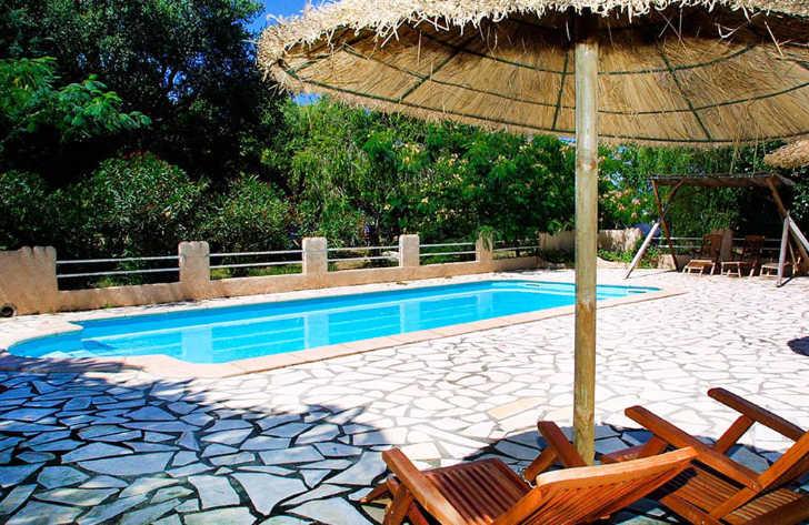 Camping Via Romana Pool Lounger