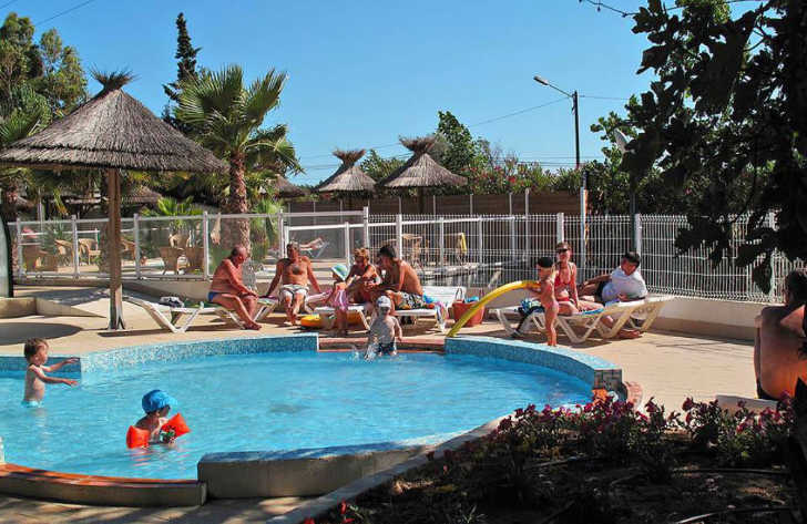 Campsite le Clos Virgile Family Swimming Pool
