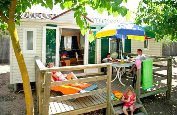 Campsite le Moulin Accommodation