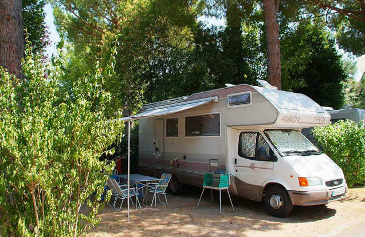 Pitch Only campsites in Cote d'Azur, France