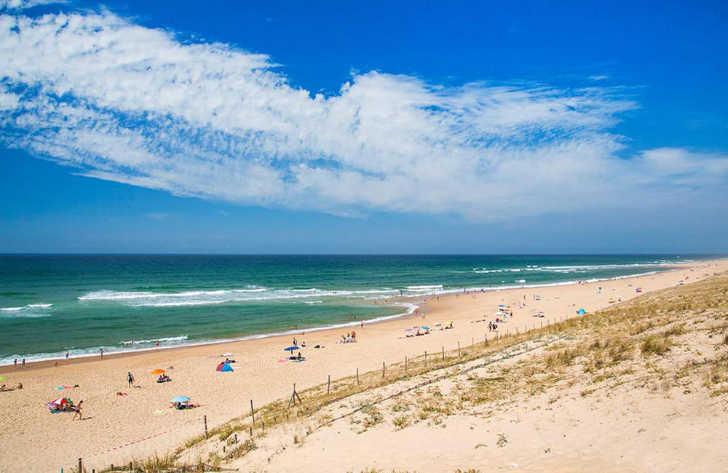 Campsite les Oyats Beach
