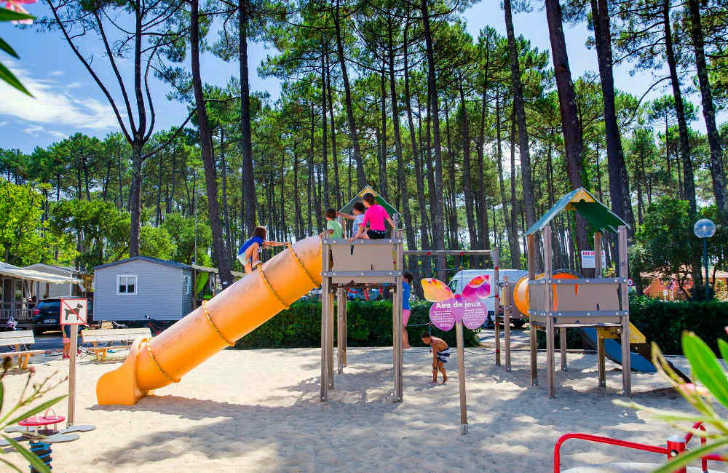 Campsite les Oyats Playground