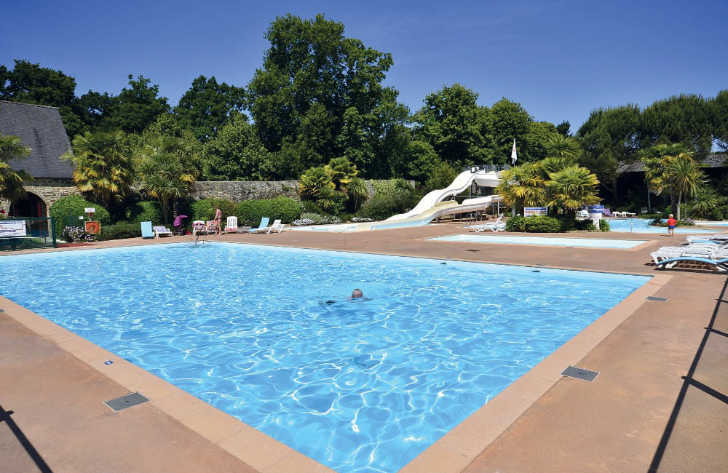 Chateau de Galinee Swimming Pool