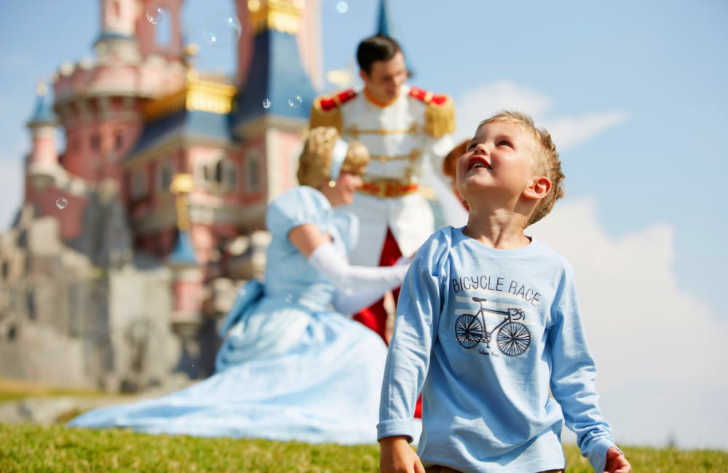 Disneyland Paris Book Now