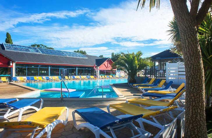 Domaine de Kerlann Pool Area