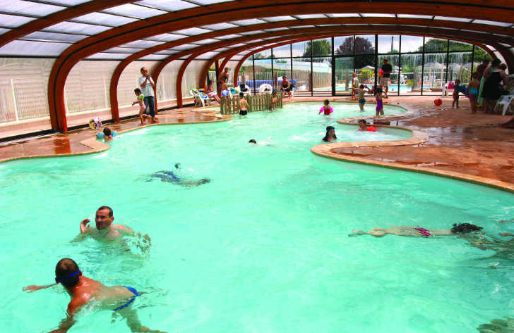 Domaine de Kervel Pool