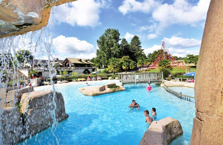 Domaine des Ormes Family Pool