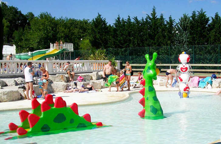Domaine du Cros d'Auzon Childrens Pool