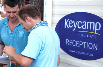 Holiday company Keycamp
