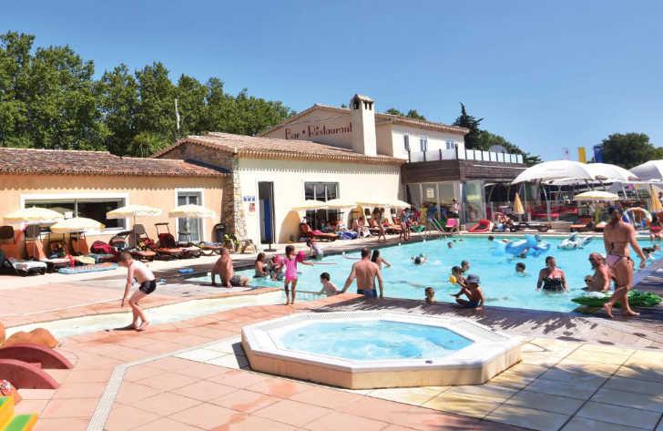 Holiday Marina Poolside