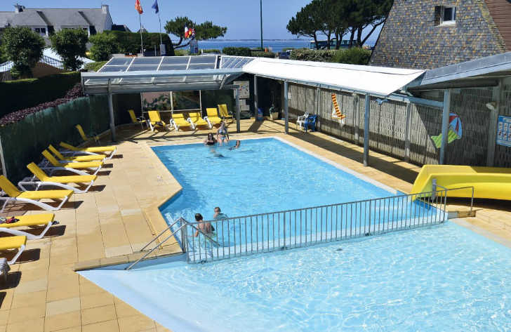 La Baie Swimming Pool Overview