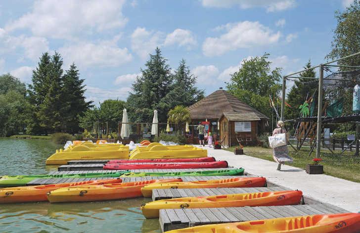 La Croix du Vieux Pont Canoes