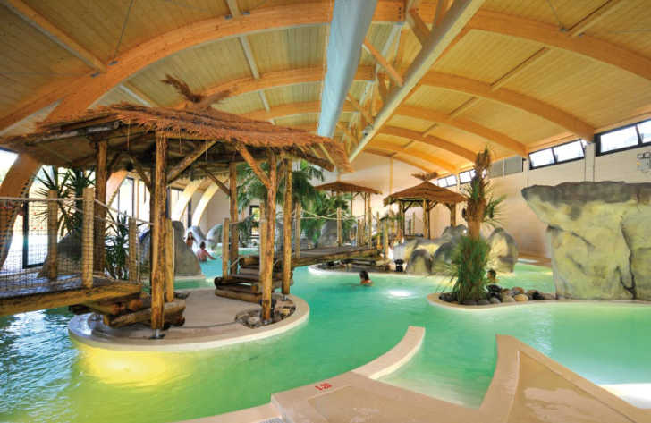 La Rive Indoor Pool