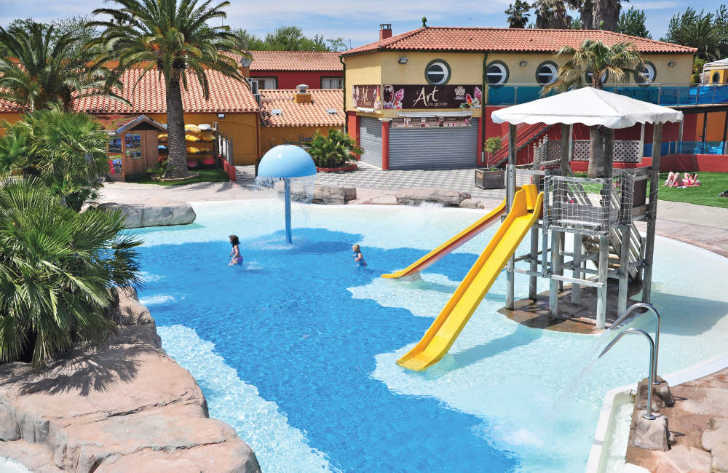 La Sirene Pool Play Area