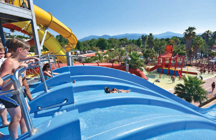 La Sirene Swimming Pool Slides