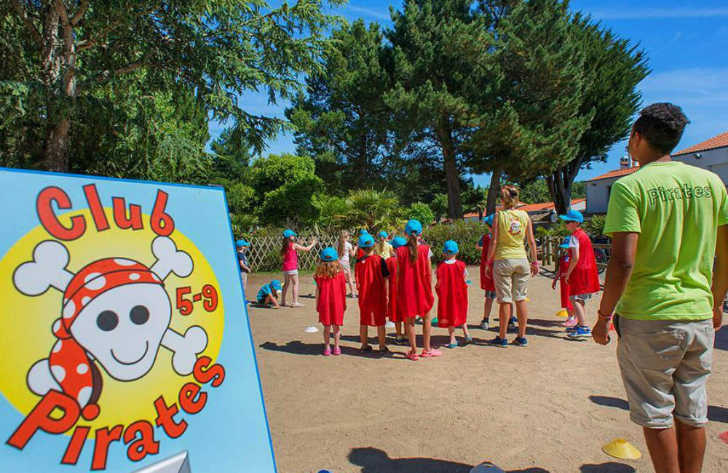 Le Bois Masson Kids Clubs