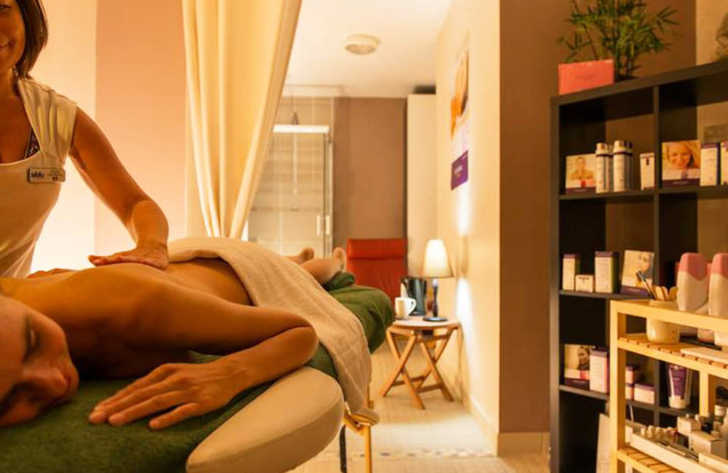 Le Bois Masson Spa Massage