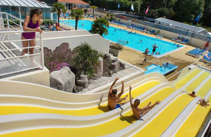 Le Bois Masson Waterslides