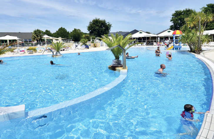Le Mane Guernehue Swimming Pools