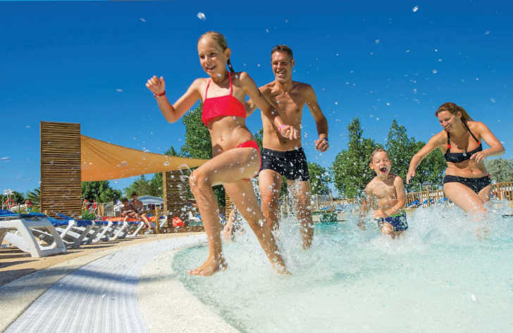 Le Mediterranee Plage Family Swimming Pool