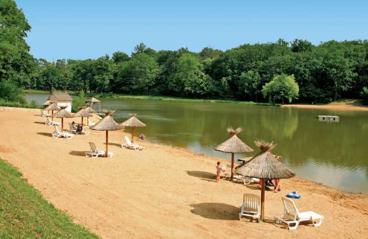 Parc De Fierbois le parc de fierbois **** - go camp france