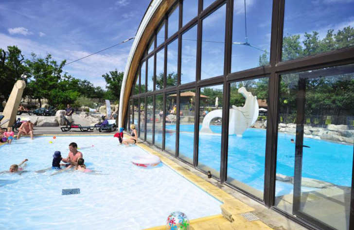 Le Ranc Davaine Children's Pool Area