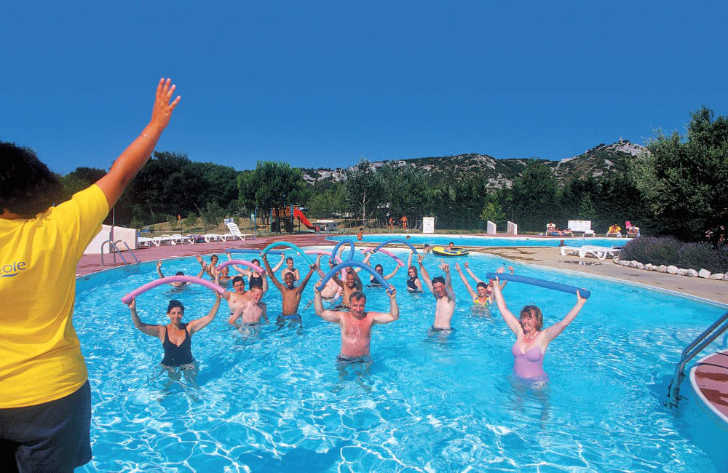 Le Val de Durance Pool Fitness