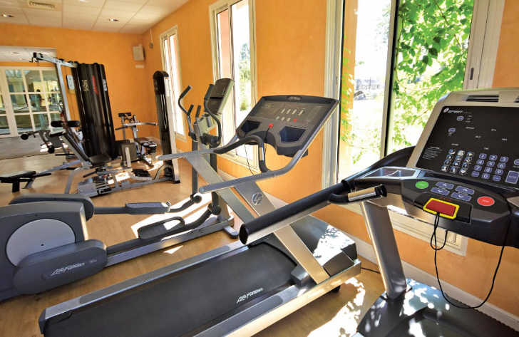 Les Alicourts Gym and Fitness