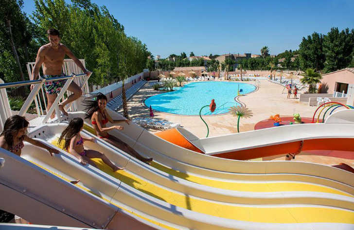 Les Sables du Midi Family Waterslides