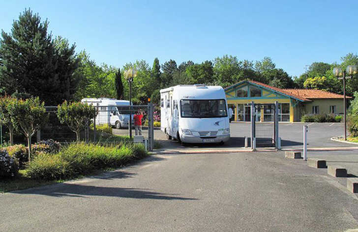 Pitch Only campsites in Gascony, France