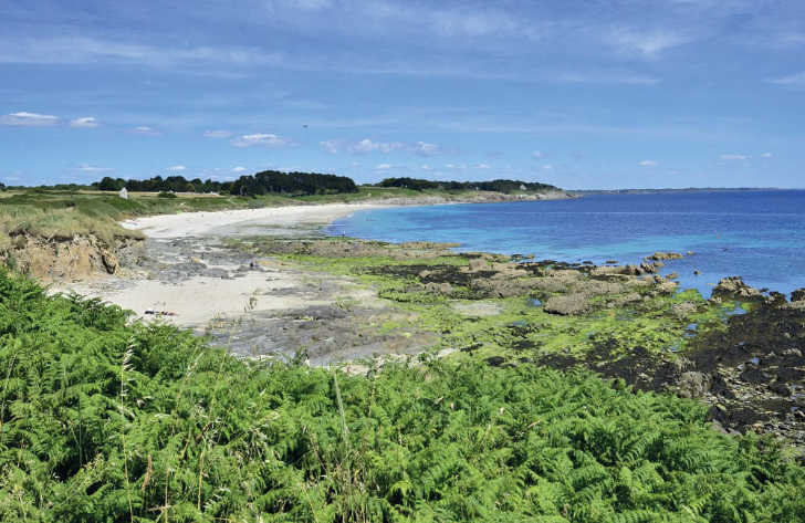 Raguenes Plage Beaches Coast