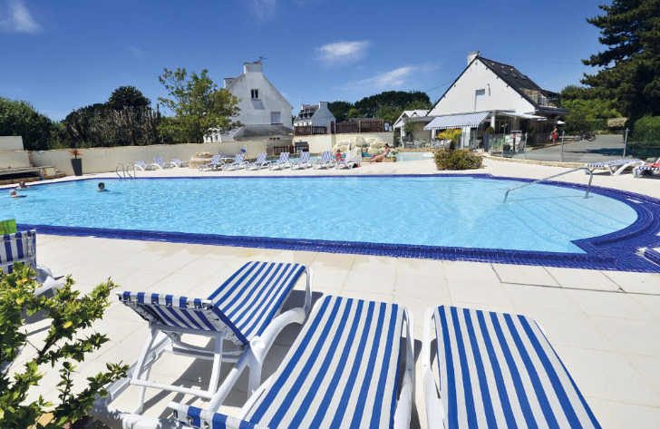 Raguenes Plage Swimming Pool