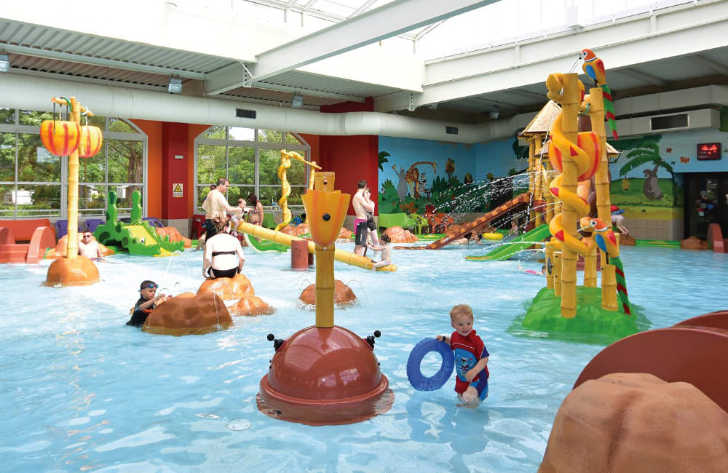 Sylvamar Children's Indoor Pool