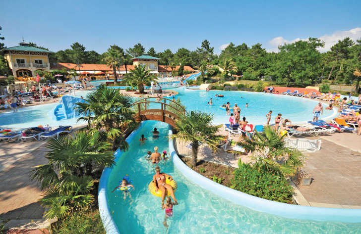 Sylvamar Pool Slide Complex