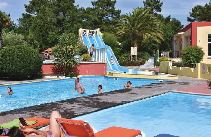 Sylvamar Slide Pool