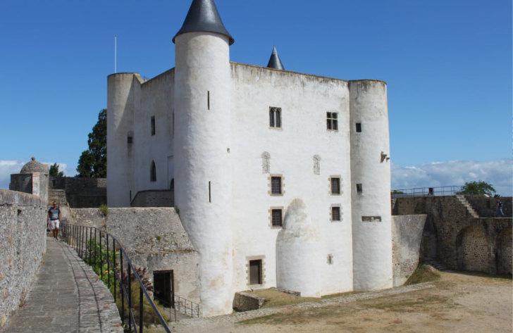 Chateau Noirmoutier Vendee