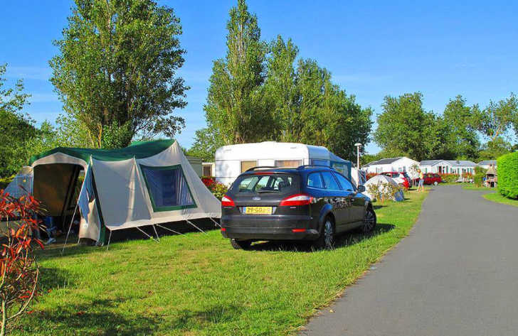 Village les Vikings Camping Pitch