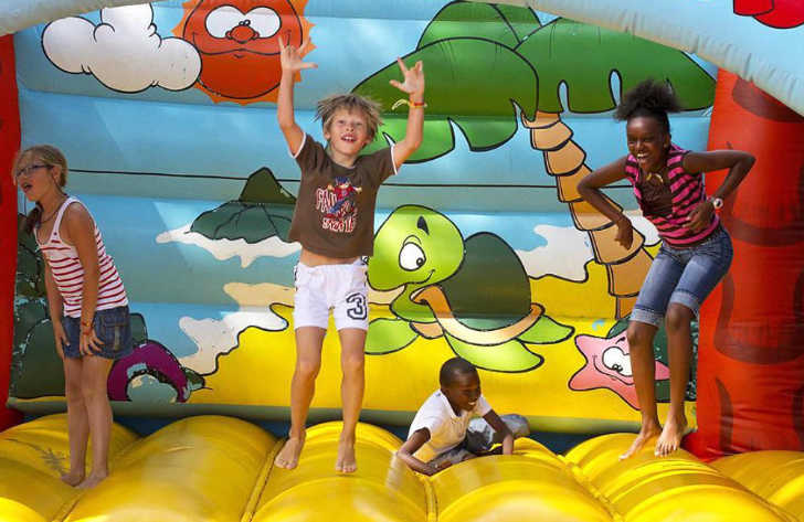 Yelloh Village les Pins Kids Fun